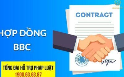 Đầu tư theo hình thức hợp đồng BCC