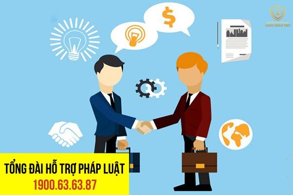 Quy định về hợp đồng tư vấn vấn của công ty với khách hàng