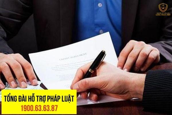 Rủi ro khi đứng tên công ty hộ người khác trên giấy tờ