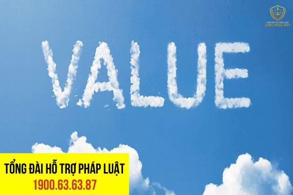 Sự khác nhau giữa định giá và thẩm định giá