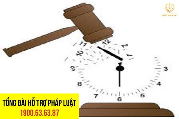 Thời hiệu khỏi kiện vụ án hành chính