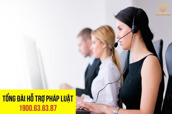Tư vấn luật hình sự qua điện thoại