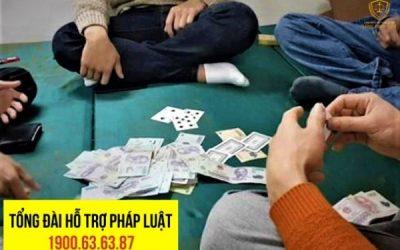 Hành vi xem đánh bạc có chịu trách nhiệm hình sự không?