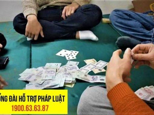 """Xem đánh bạc không phải chịu trách nhiệm hình sự nếu chứng minh được chỉ """"xem"""""""