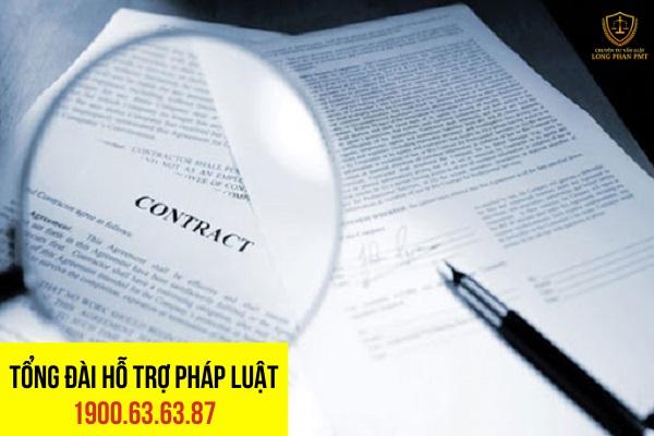 Giải quyết tranh chấp yêu cầu tuyên bố hợp đồng công chứng vô hiệu