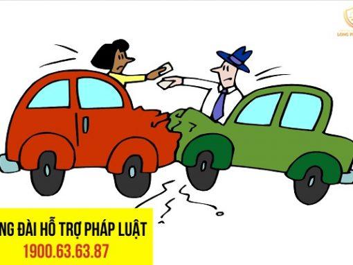 Bị tai nạn giao thông trên đường đi làm