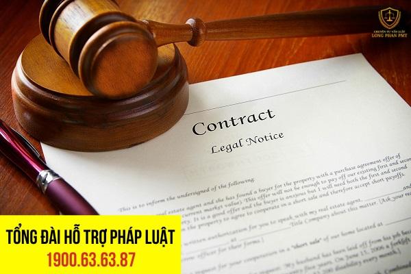 Căn cứ phạt vi phạm hợp đồngtheo quy định của pháp luật