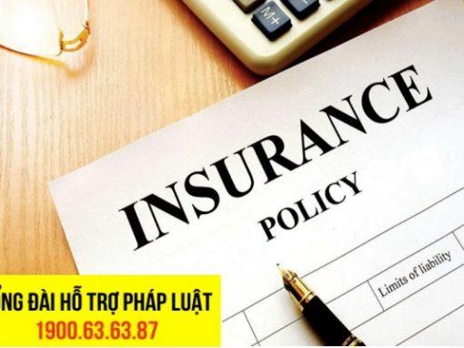 Chính sách bảo hiểm