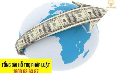 Thủ tục chuyển tiền ra nước ngoài cho doanh nghiệp
