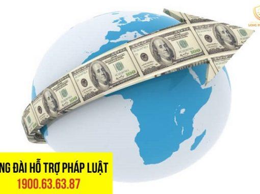 Chuyển tiền ra nước ngoài cho doanh nghiệp