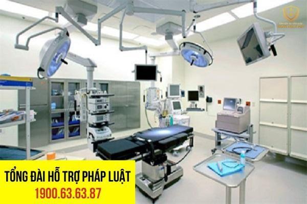 Thủ tục cấp giấy xác nhận nội dung quảng cáo trang thiết bị y tế