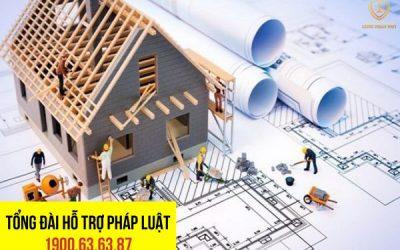 Giấy phép xây dựng có thời hạn có được hoàn công không?