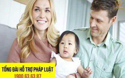 Người nước ngoài có được nhận trẻ Việt Nam làm con nuôi không?