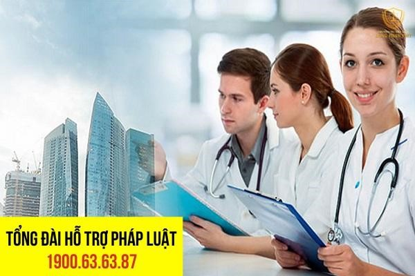 nội dung quảng cáo trang thiết bị y tế