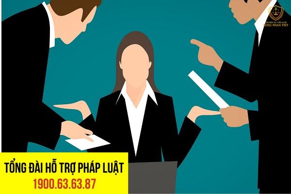 thẩm quyền giải quyết tranh chấp lao động trong doanh nghiệp