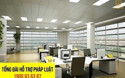 Thủ tục cấp lại giấy phép hoạt động Văn phòng đại diện của thương nhân nước ngoài tại Việt Nam