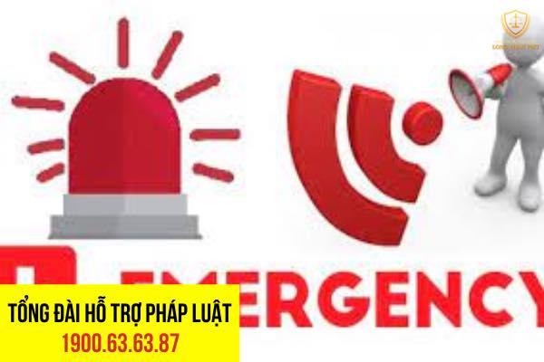 Bàn về tình trạng khẩn cấp và quy định pháp luật Việt Nam về quy định khẩn cấp