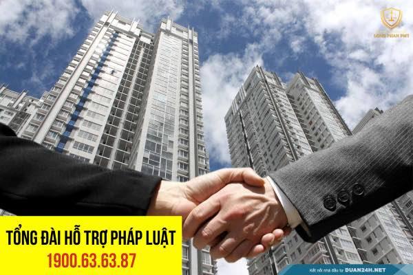 Những điều khoản cơ bản trong hợp đồng chuyển nhượng toàn bộ dự án bất động sản