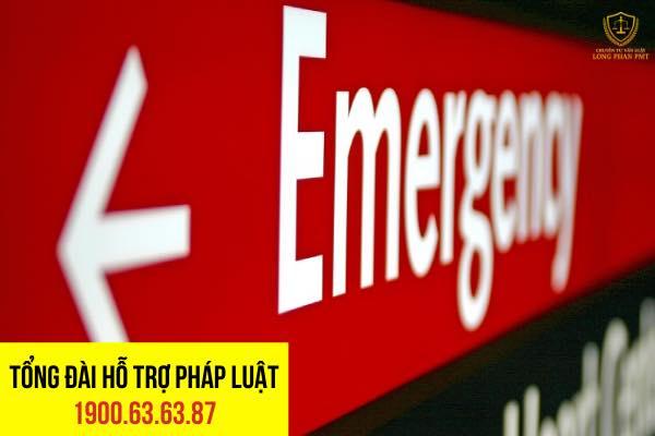 Tình trạng khẩn cấp ở một số quốc gia trên thế giới